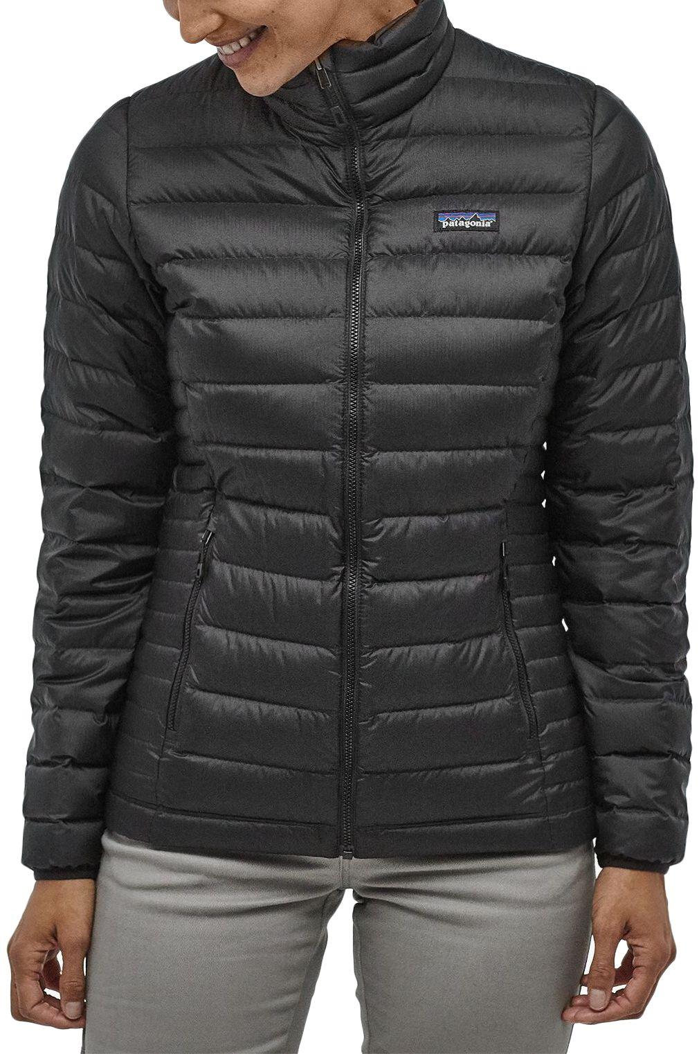 Patagonia Jacket W'S DOWN SWEATER Black