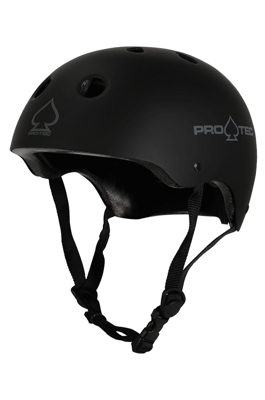 Pro Tec Helmet CLASSIC CERTIFIED Matte Black