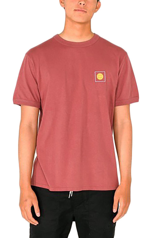 Pukas T-Shirt SUN Burgundy