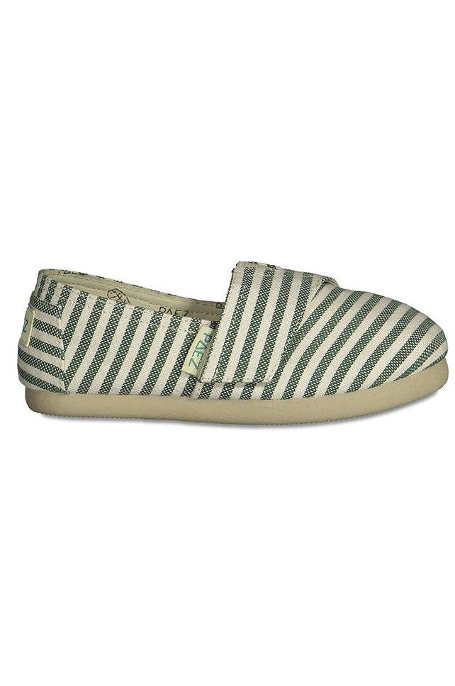 Chinelos Paez MINI SURFY Green/Beige