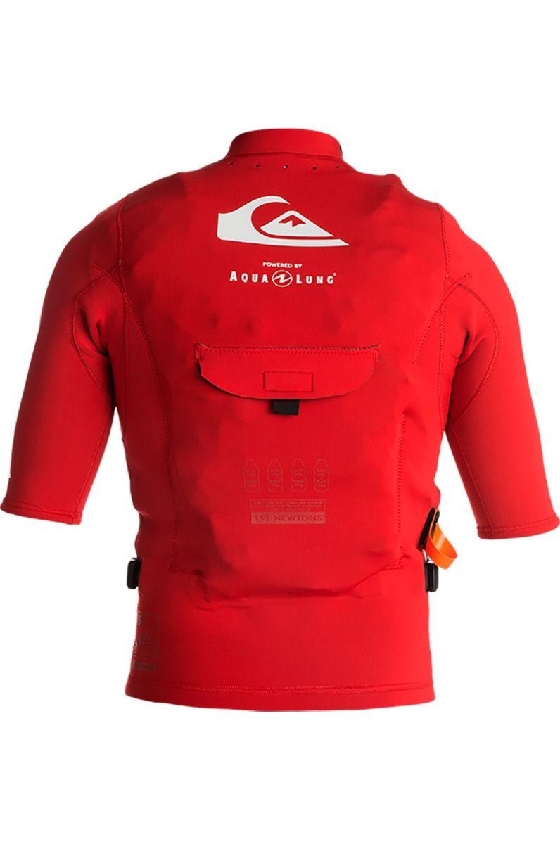 Quiksilver Neoprene Vest AIRLIFT Racing Red