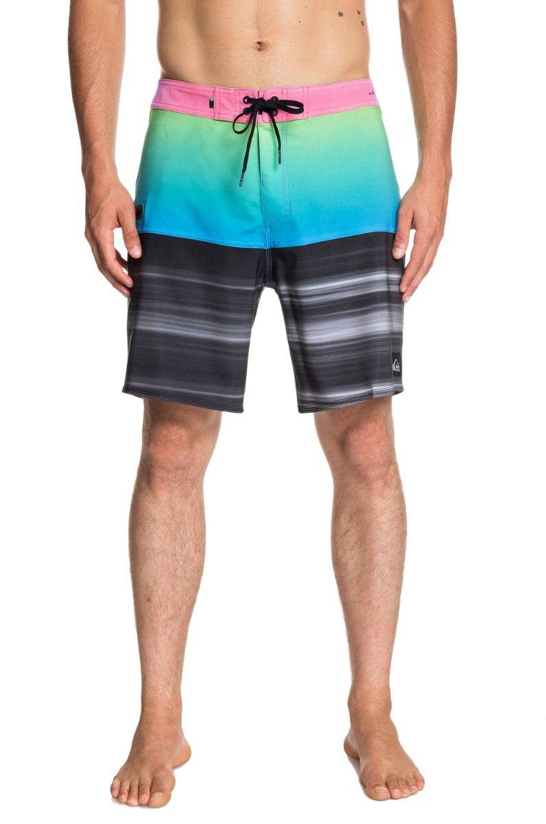 Boardshorts Quiksilver HLHOLDOWN18 Malibu
