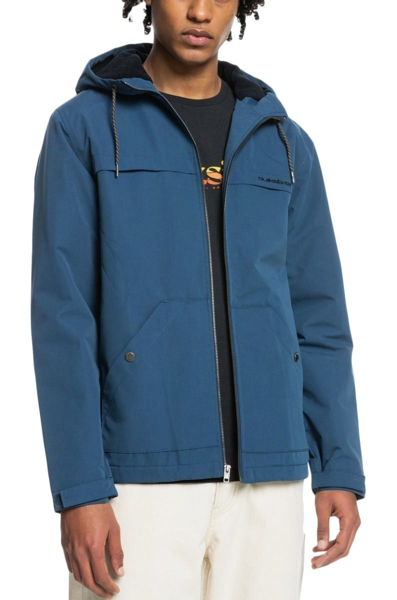 Quiksilver Jacket WAITING PERIOD Insignia Blue