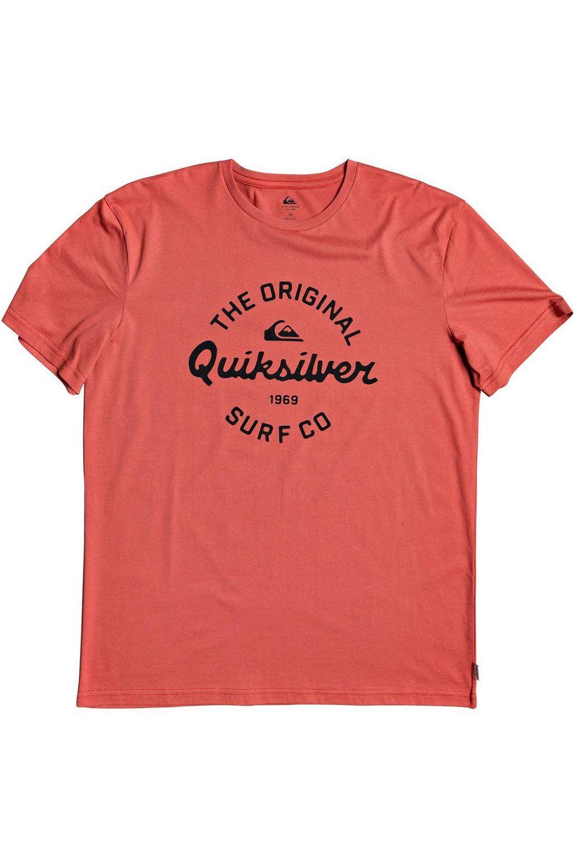 T-Shirt Quiksilver EYEONTHESTORMSS Baked Apple