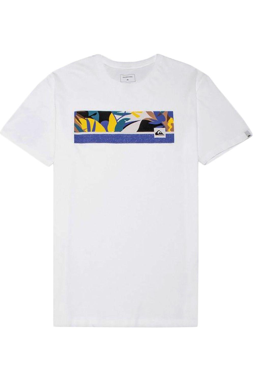 T-Shirt Quiksilver JAMITSS White