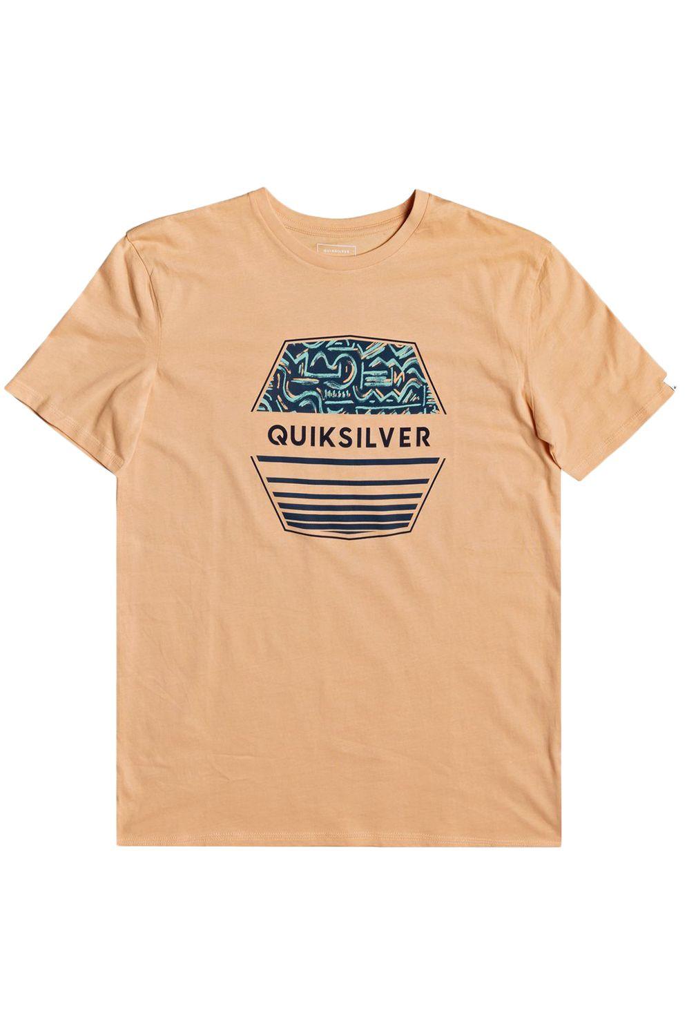T-Shirt Quiksilver DRIFTAWAYSS Coral Sands