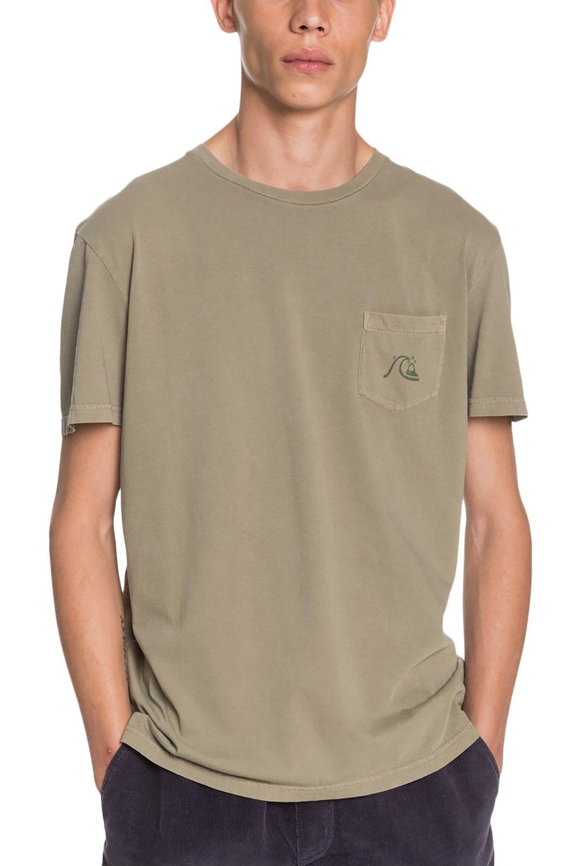 Quiksilver T-Shirt BASIC BUBBLE Kalamata