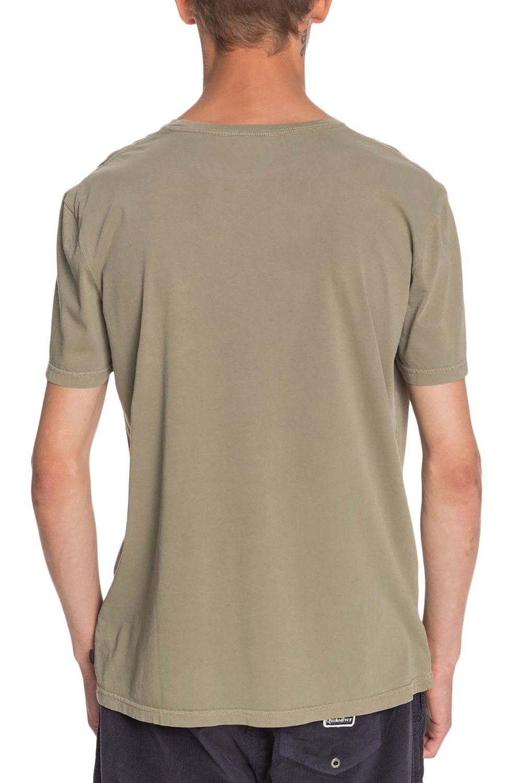 Quiksilver T-Shirt BASICBUBBLEPKT M TEES Kalamata