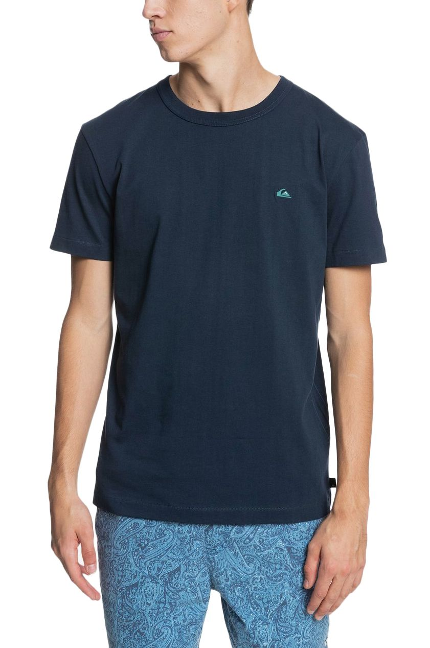 Quiksilver T-Shirt ESSENTIALS SS Navy Blazer