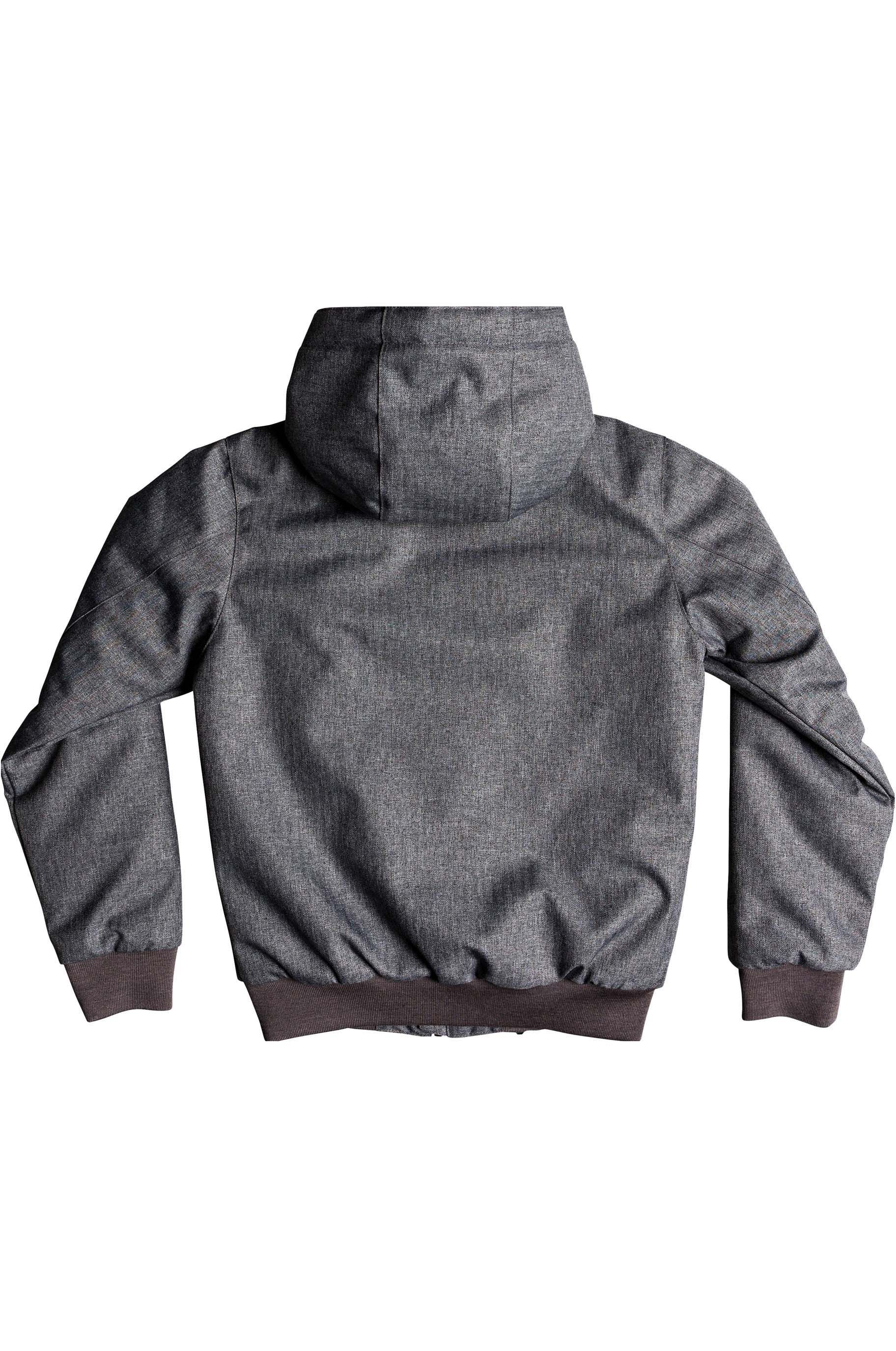 Blusão Quiksilver BROOKS 5K Light Grey Heather