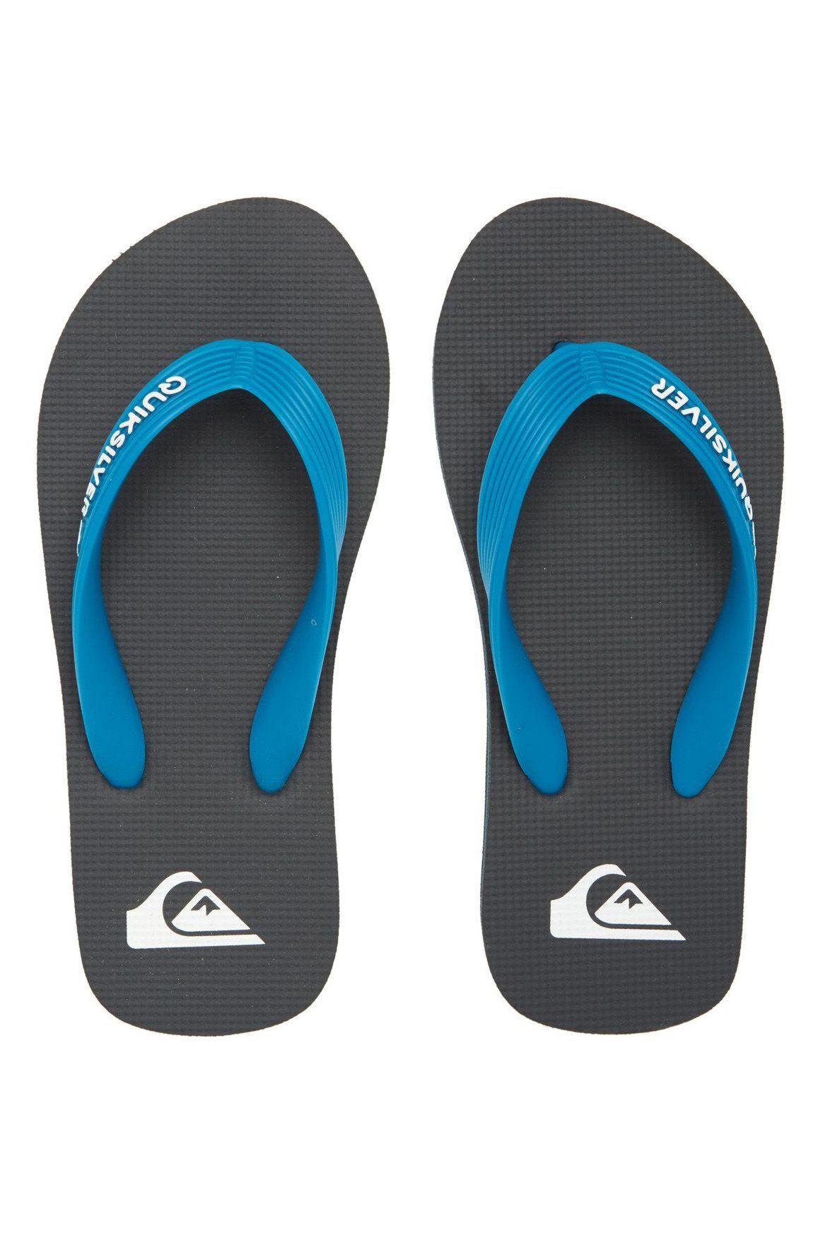 Chinelos Quiksilver MOLOKAI Blue/Grey/Blue