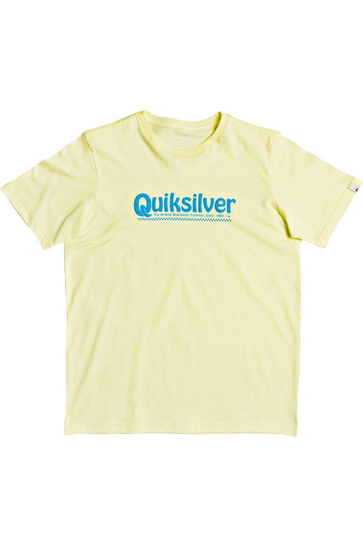 T-Shirt Quiksilver NEWSLANGSSYII B Charlock