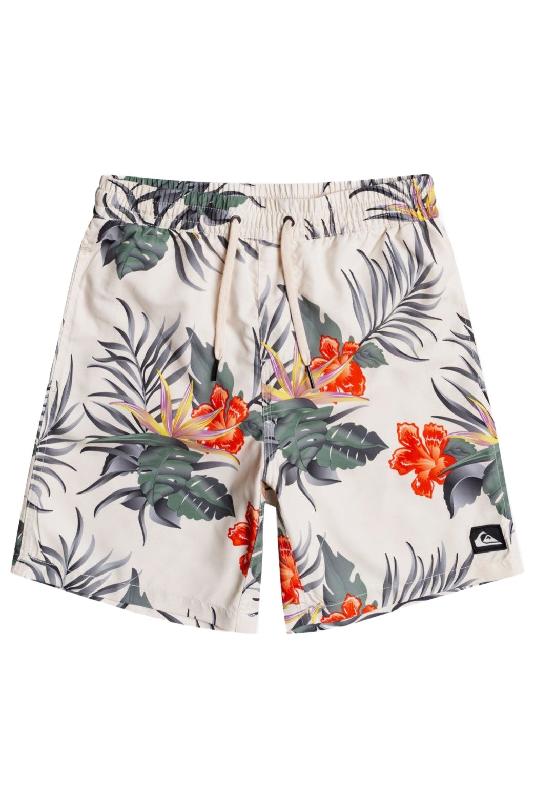 """Quiksilver Boardshort Volleys PARADISE EXPRESS 15"""" Snow White"""
