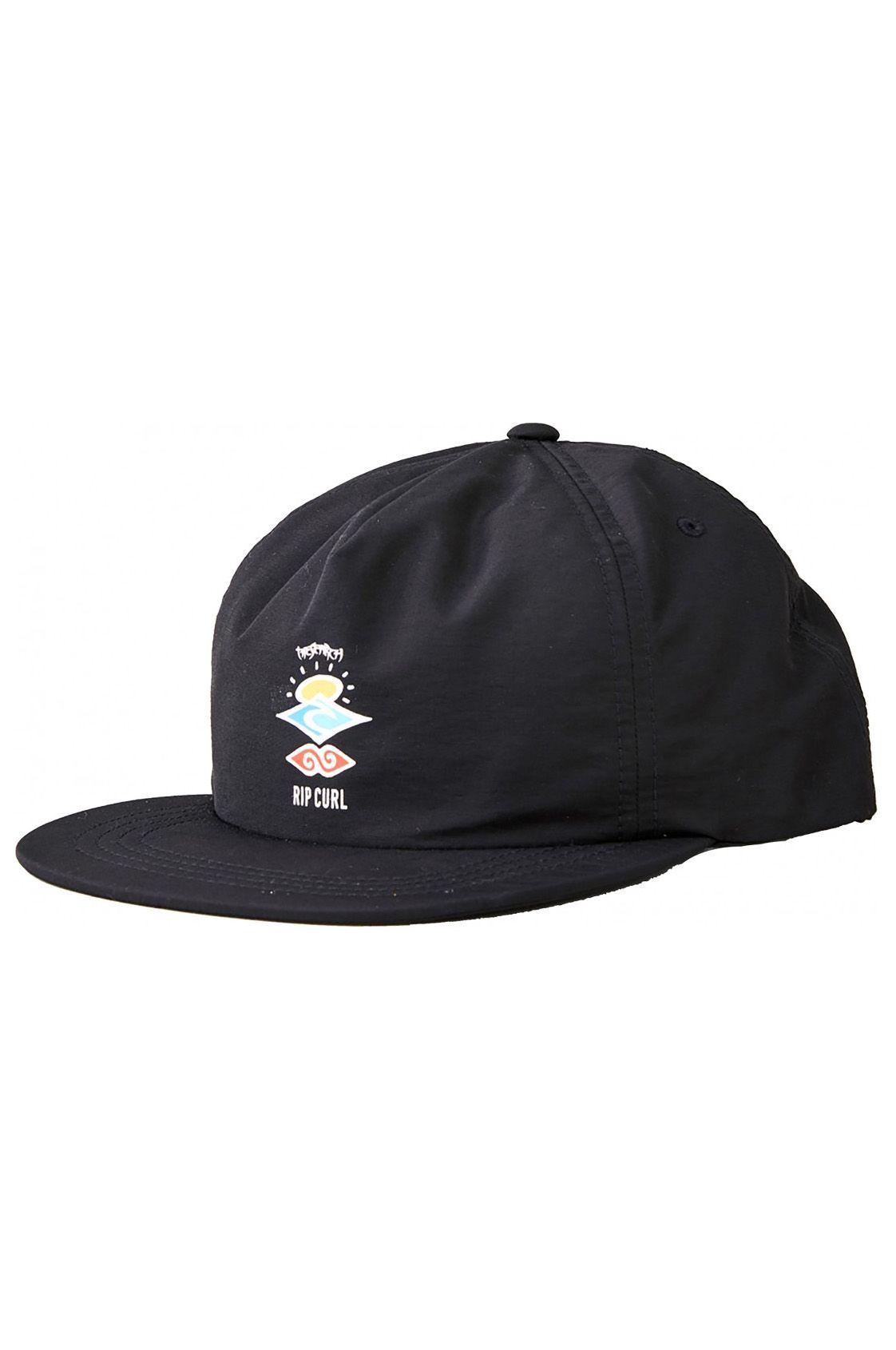 Chapeu Rip Curl SEARCH SURF CAP Black