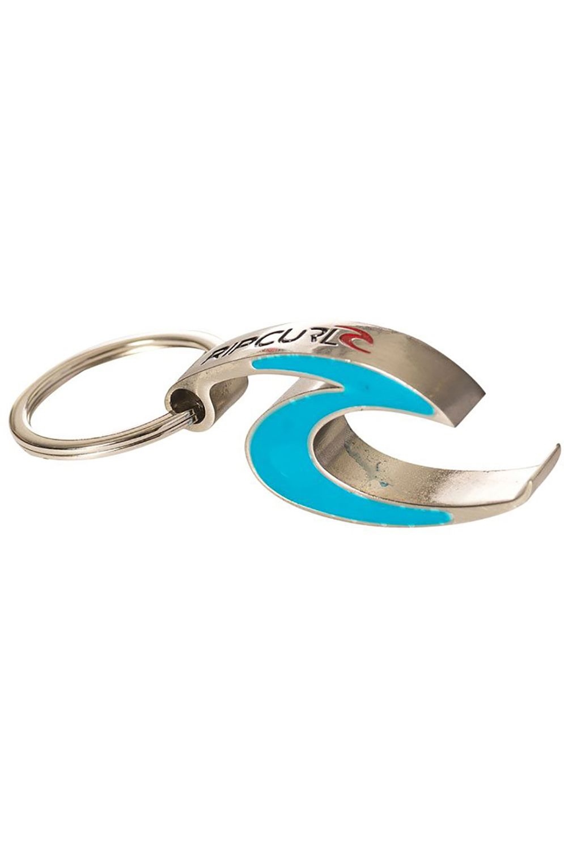 Porta-chaves Rip Curl NU ICON KEYRING Bleu (Blue)