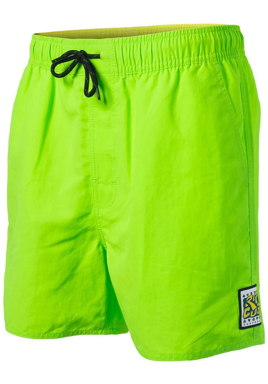"Volleys Rip Curl VOLLEY FLUO 16"" Green Gecko"