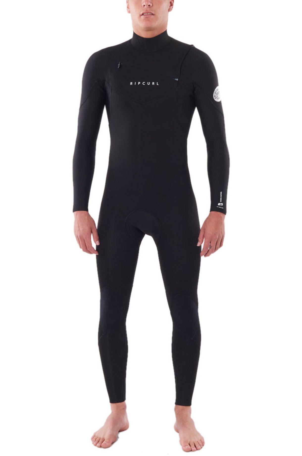 Rip Curl Wetsuit DAWN PATROL PERFORMANCE 43 GB CZ Black 4x3mm