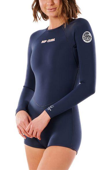 Rip Curl Wetsuit MADI L/SL BOYLEG SPRING Slate Indefinido