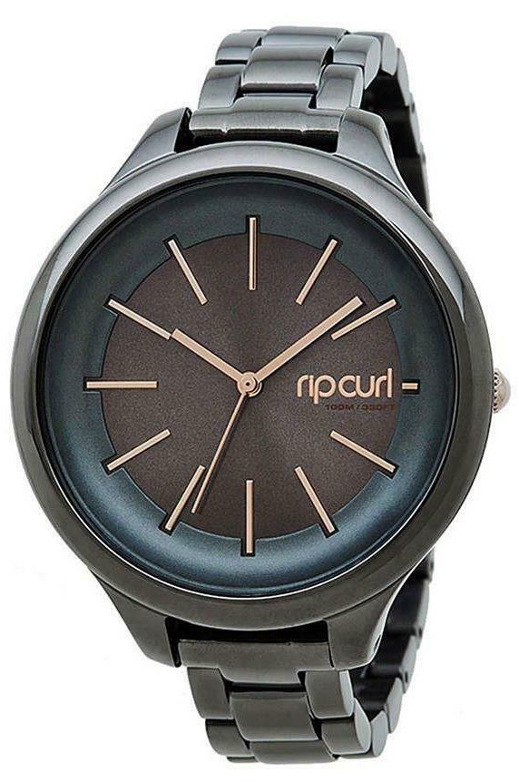 Relogio Rip Curl HORIZON ACETATE WATCH Gunmetal