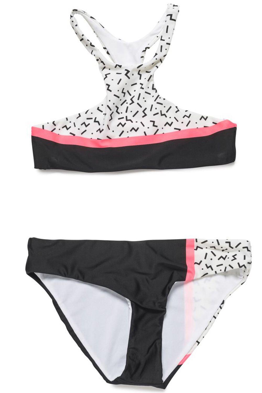 Bikini Completo Rip Curl COMBINE CROP SET Optical White