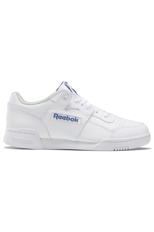 Reebok Shoes WORKOUT PLUS Wht/Royal