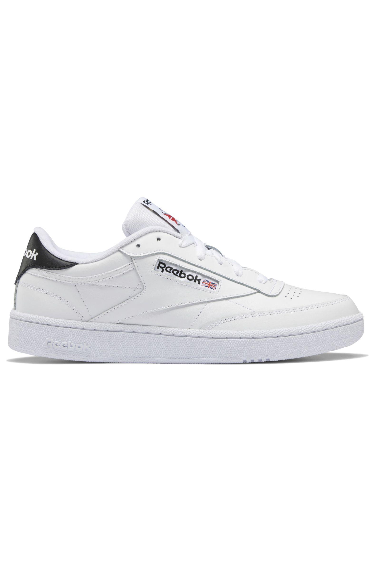 Reebok Shoes CLUB C 85 Ftwrwhite