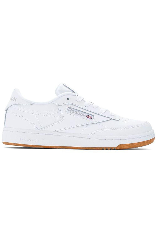 Reebok Shoes CLUB C White/Gum-Int
