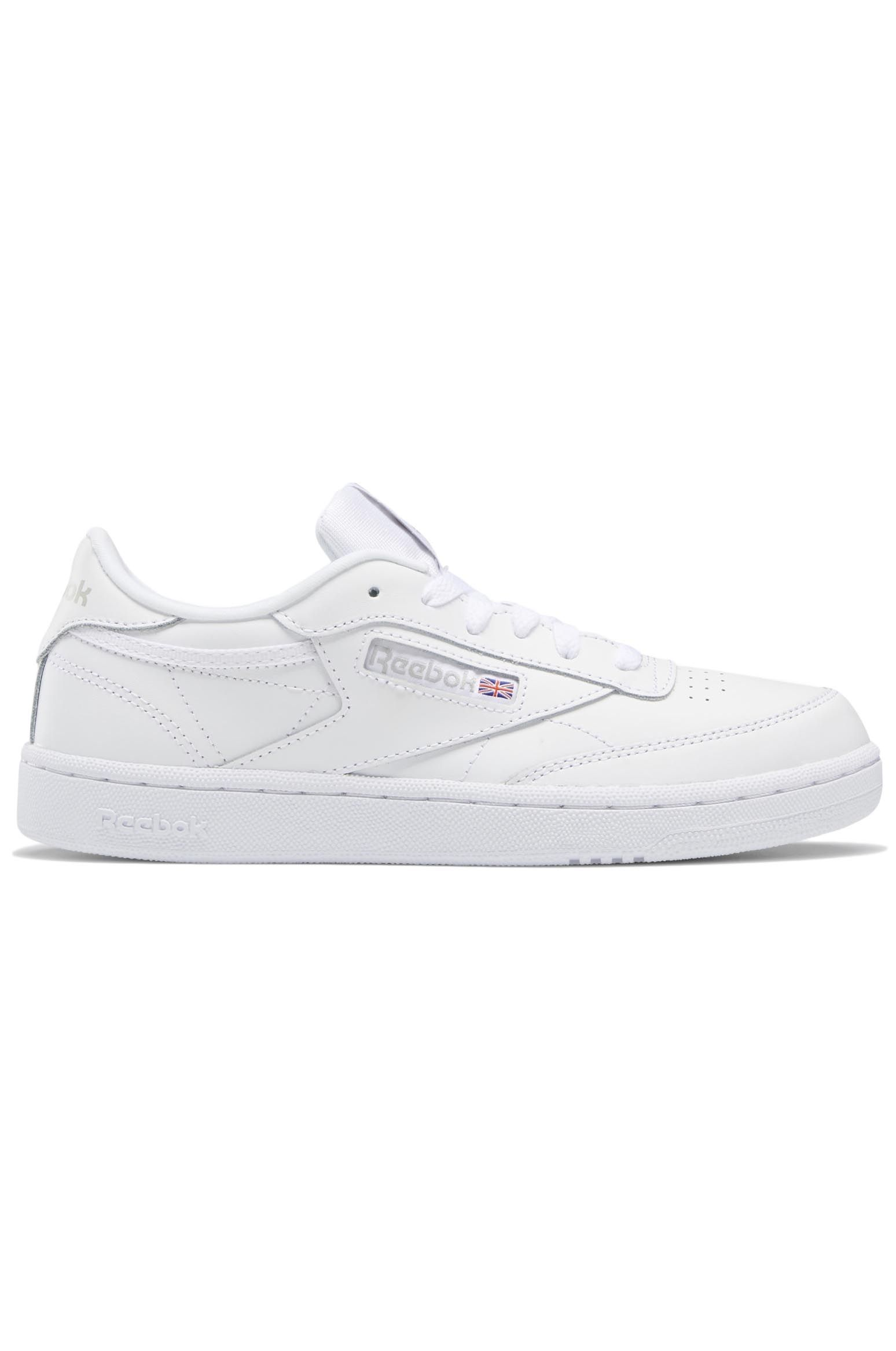 Tenis Reebok CLUB C White/Sheer Grey