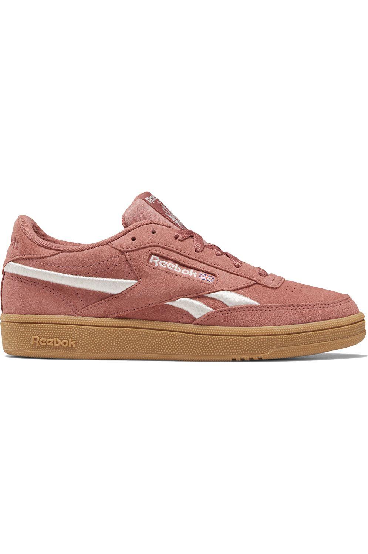 Reebok Shoes REVENGE PLUS Baked Clay/Pale Pink/Gum