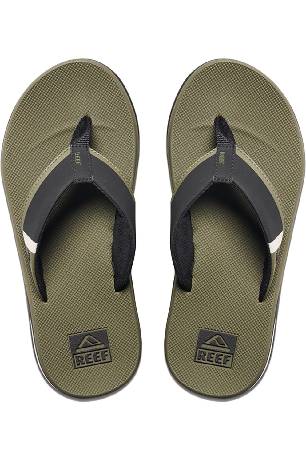 Reef Sandals FANNING LOW Olive