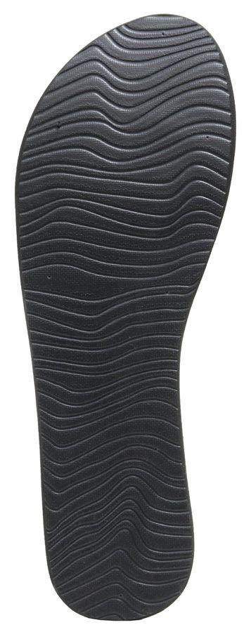 Chinelos Reef SLIM GINGER Black/Black