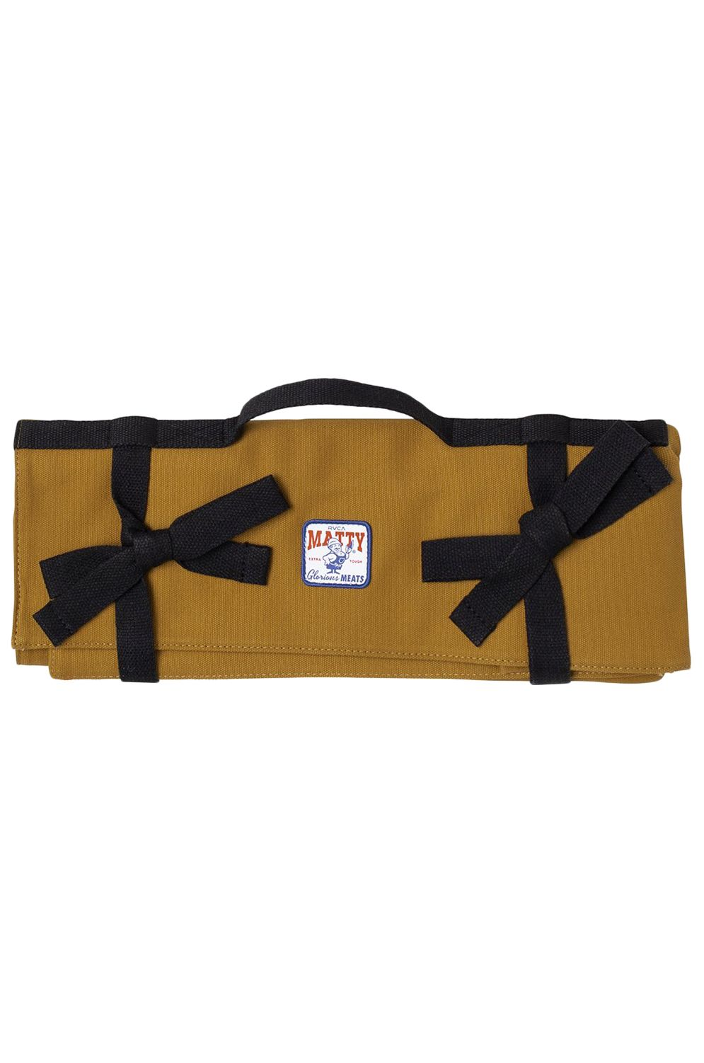 Bolsa RVCA MATTYS KNIFE ROLL Brown