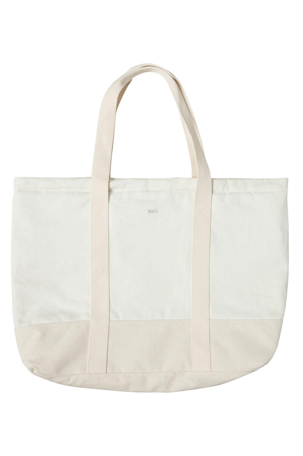 RVCA Bag NEUTRAL TOTE NEUTRAL Silver Bleach