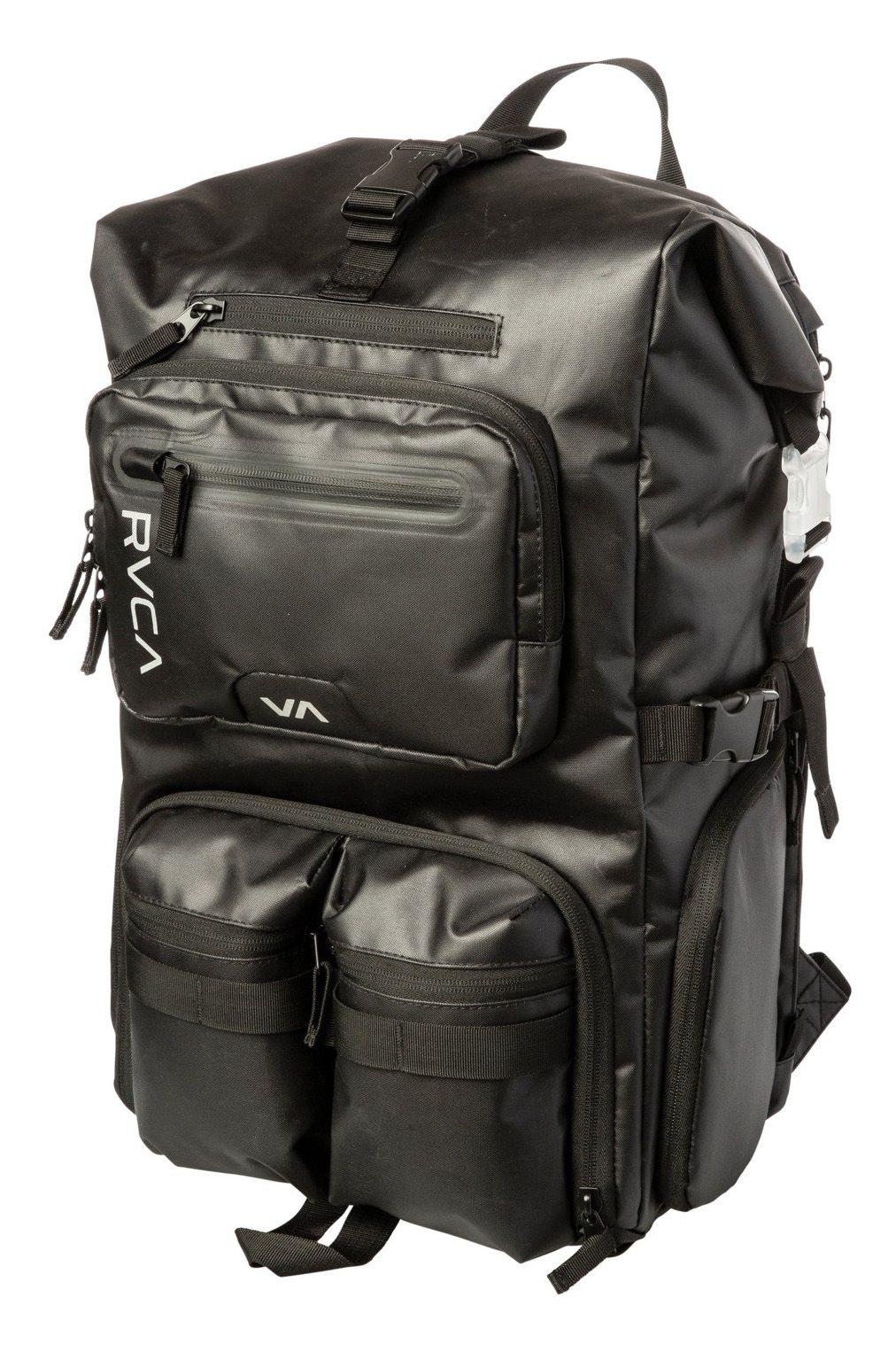 RVCA Backpack ZAK NOYLE BACKPACK ZAK NOYLE Black