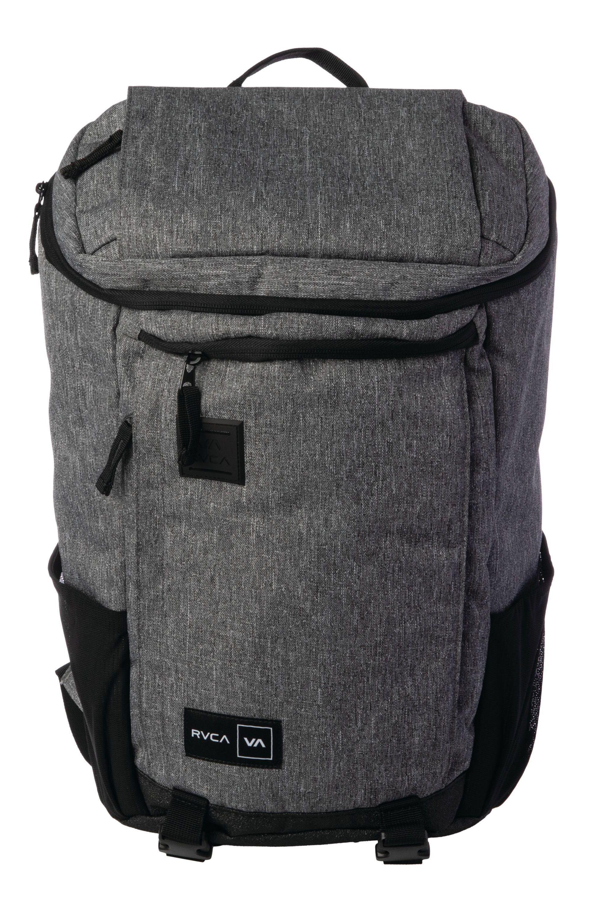 RVCA Backpack VOYAGE IV Black