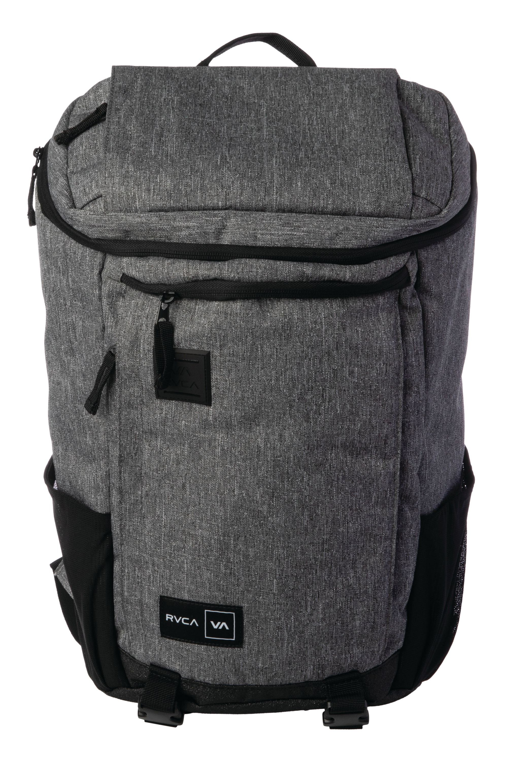RVCA Backpack VOYAGE IV Heather Grey