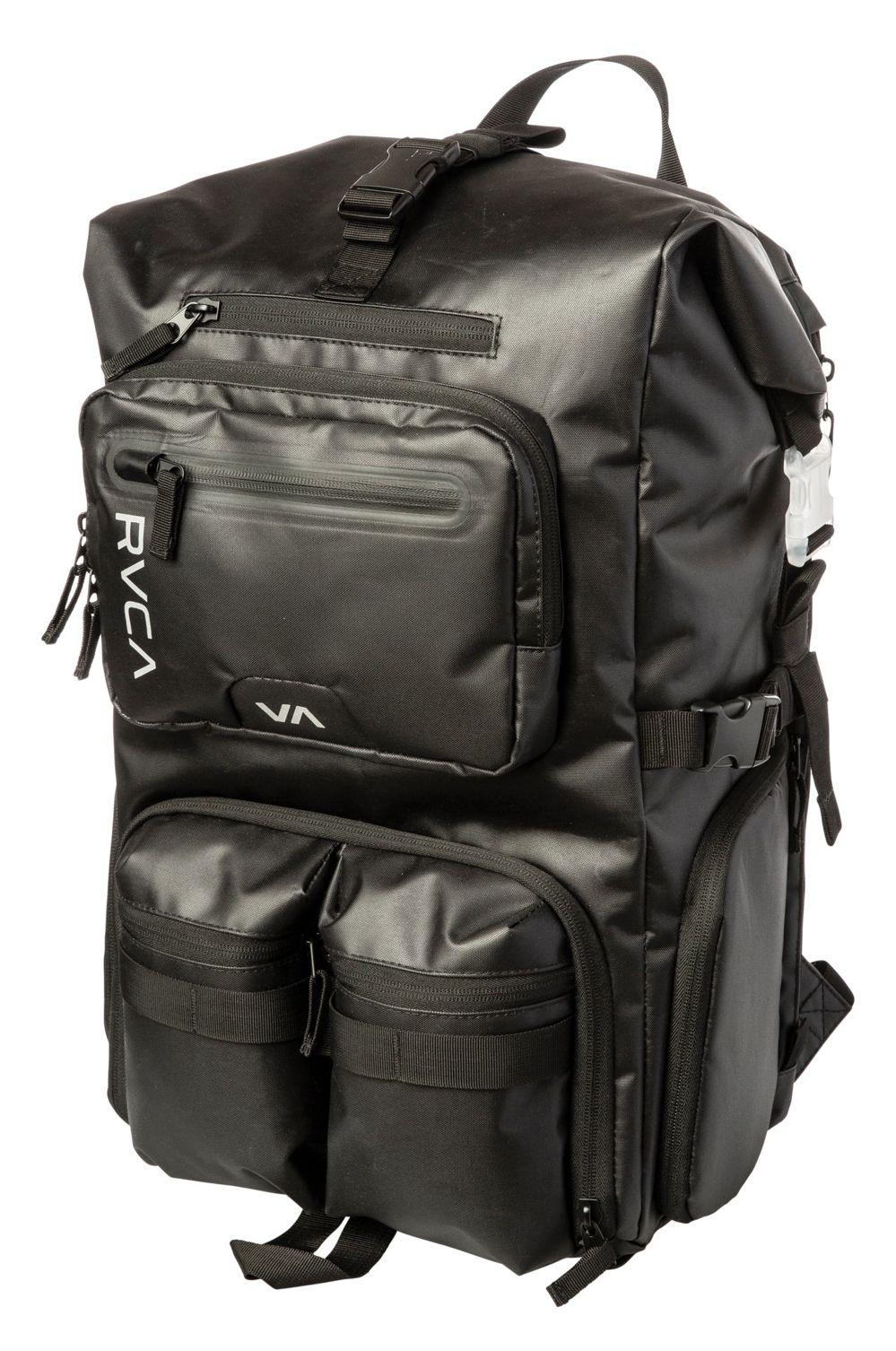 RVCA Backpack ZAK NOYLE Black