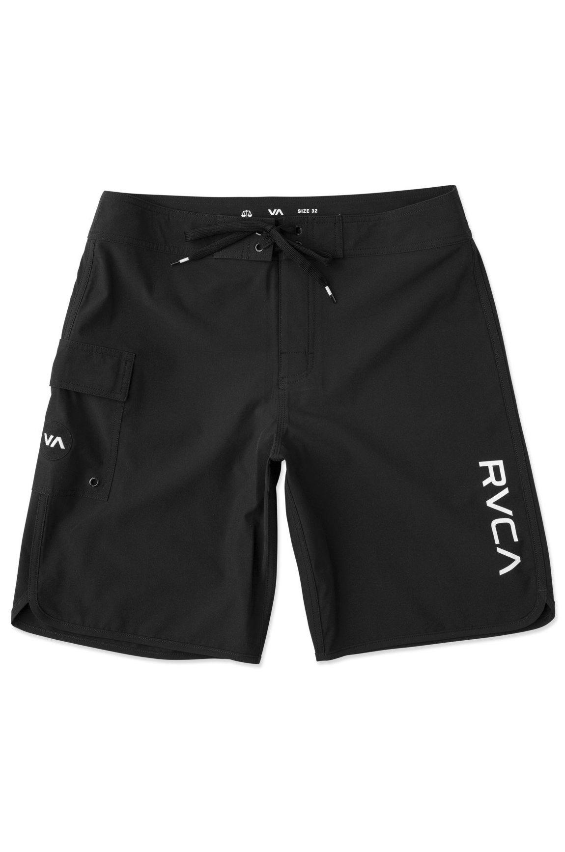 RVCA Boardshorts EASTERN 18 All Black