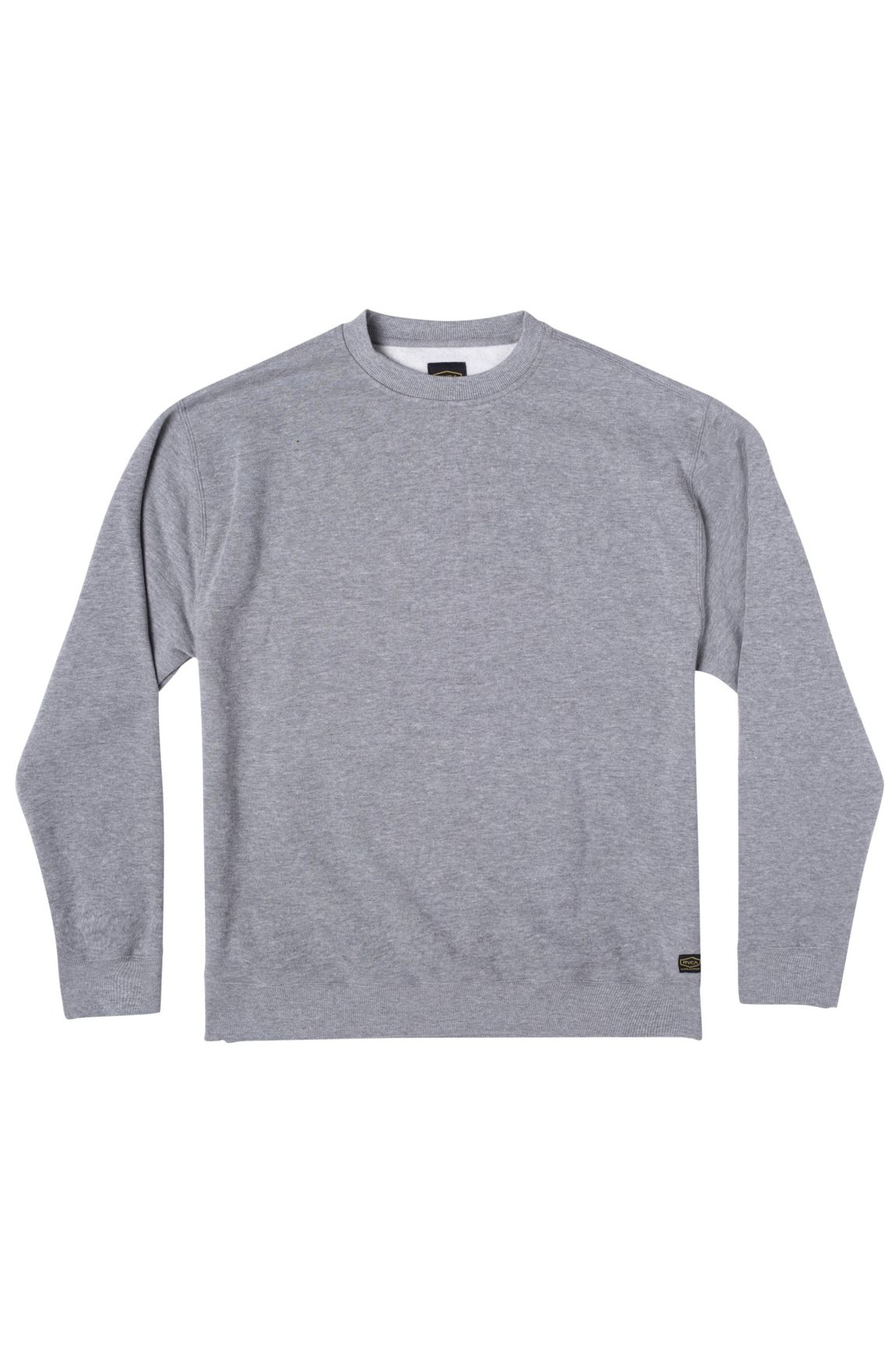 RVCA Crew Sweat DAY SHIFT RECESSION COLLECTION Athletic Heather