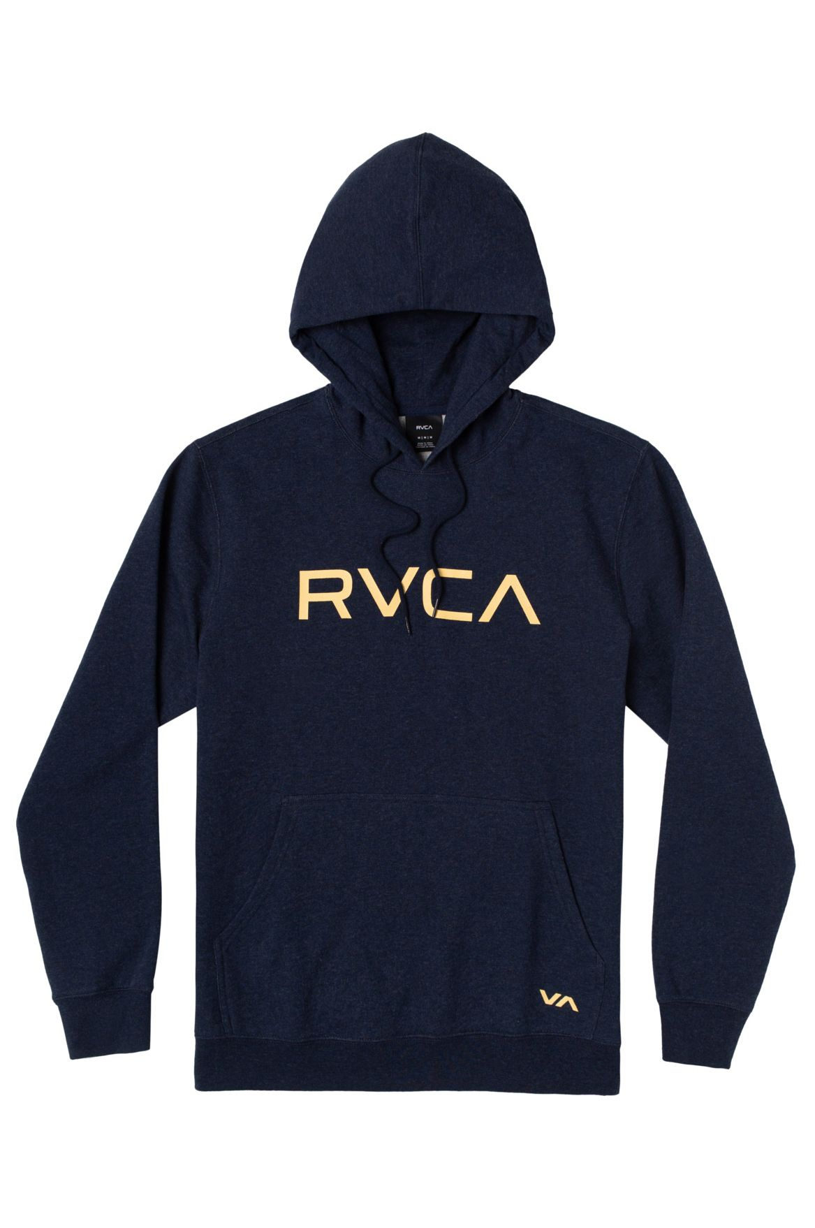 RVCA Sweat Hood BIG RVCA Navy Heather