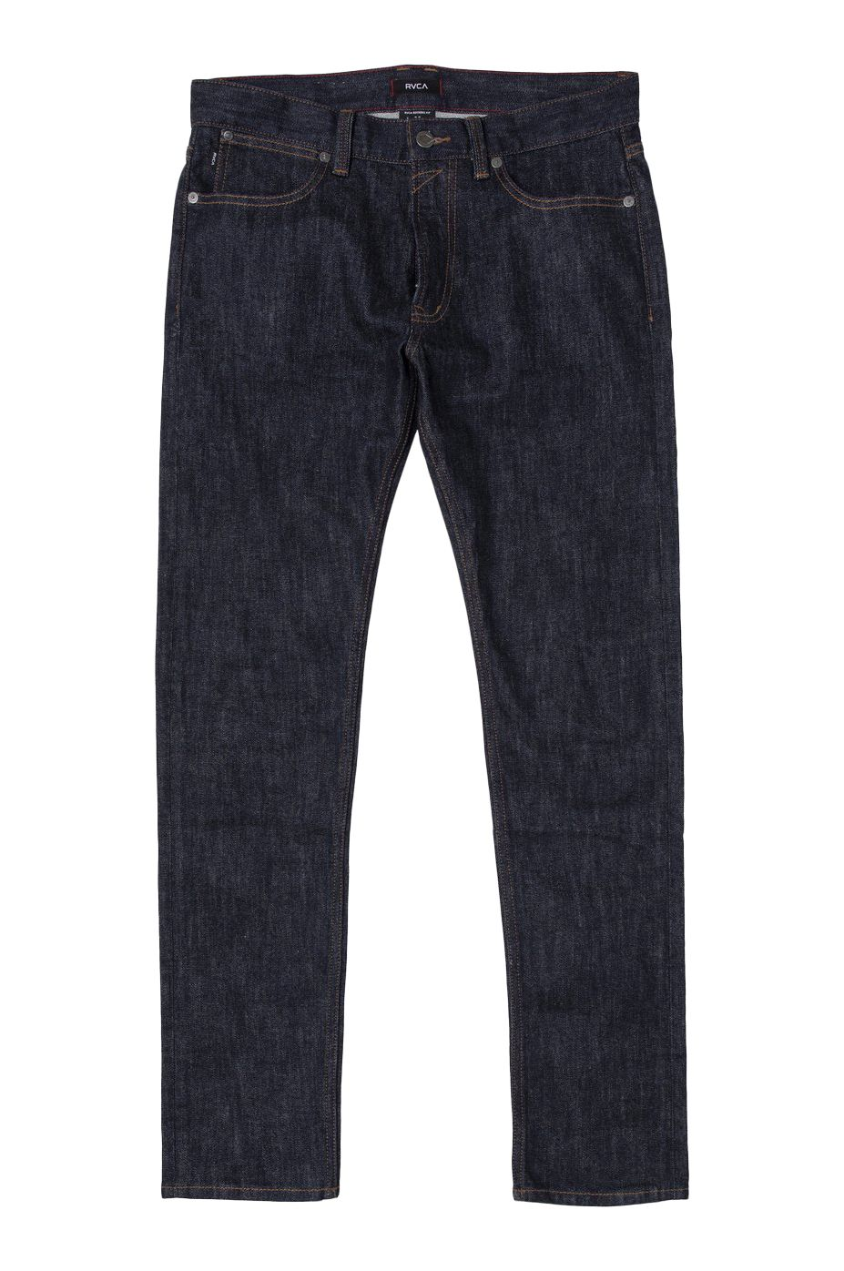 RVCA Pant Jeans RVCA ROCKERS DENIM Dark Indigo