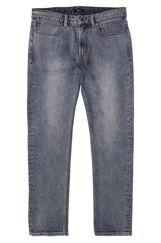 RVCA Pant Jeans DAGGERS DENIM Dark Vintage