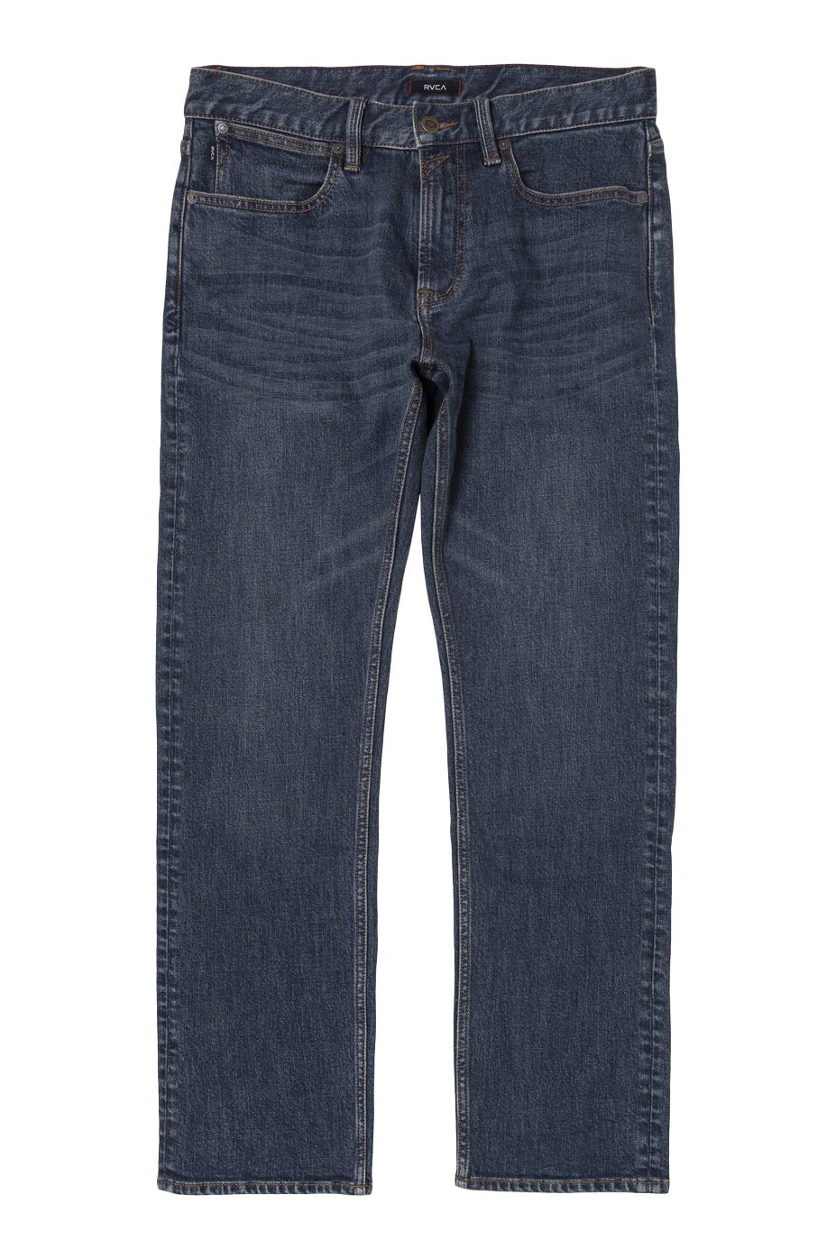 RVCA Pant Jeans WEEKEND DENIM Dark Indigo