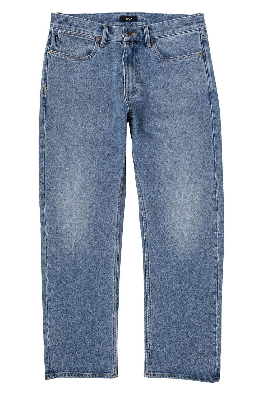 RVCA Pant Jeans NEW DAWN DENIM Vintage Indigo