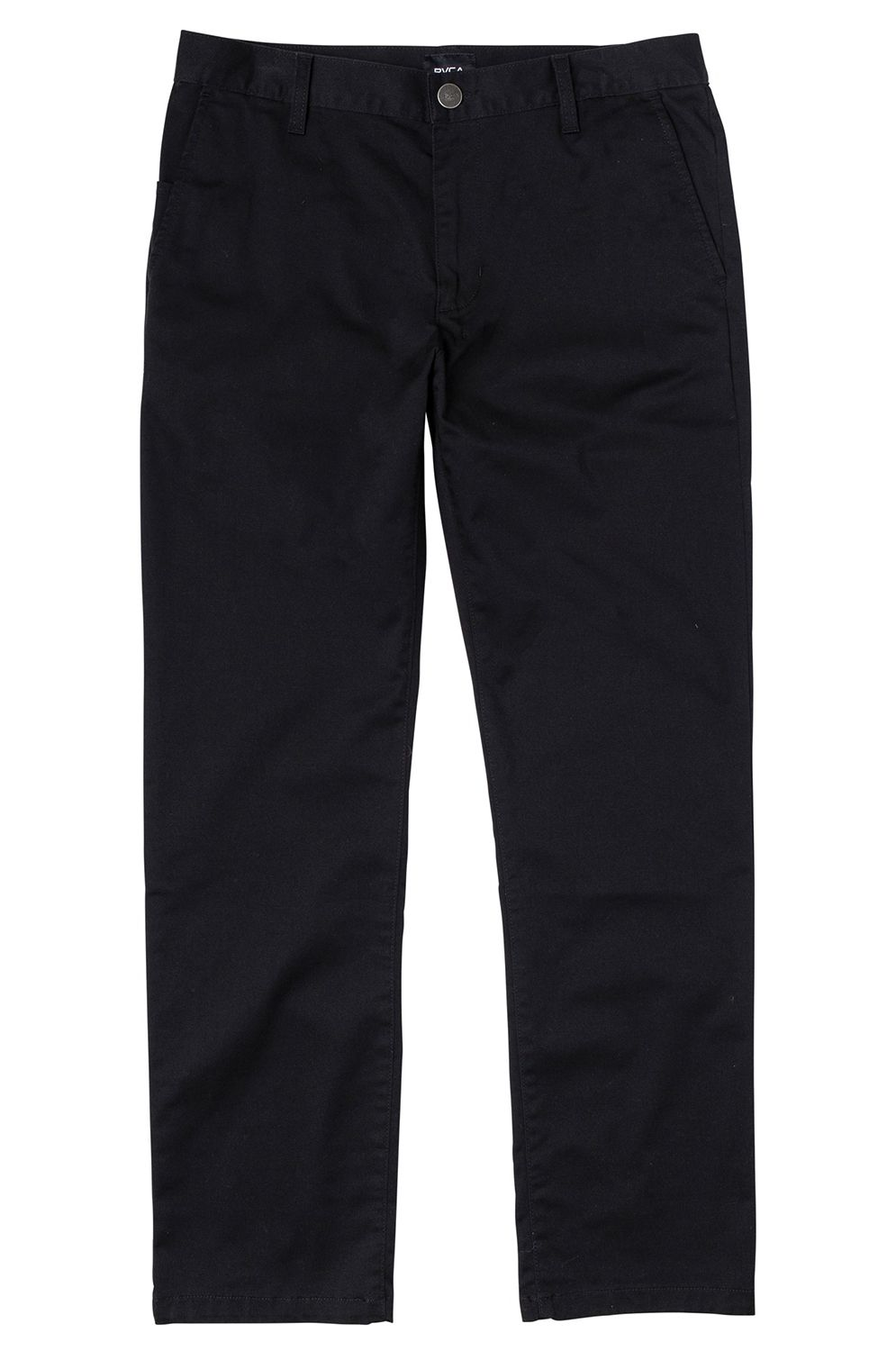 RVCA Pants THE WEEKEND STRETCH Black