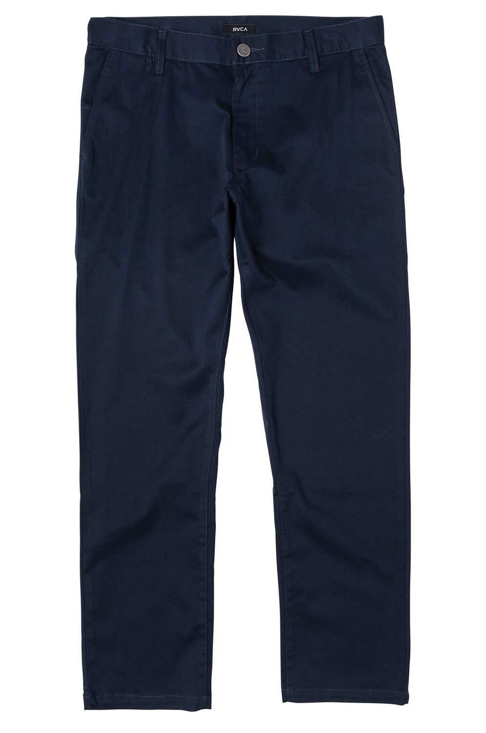 RVCA Pants THE WEEKEND STRETCH Navy Marine