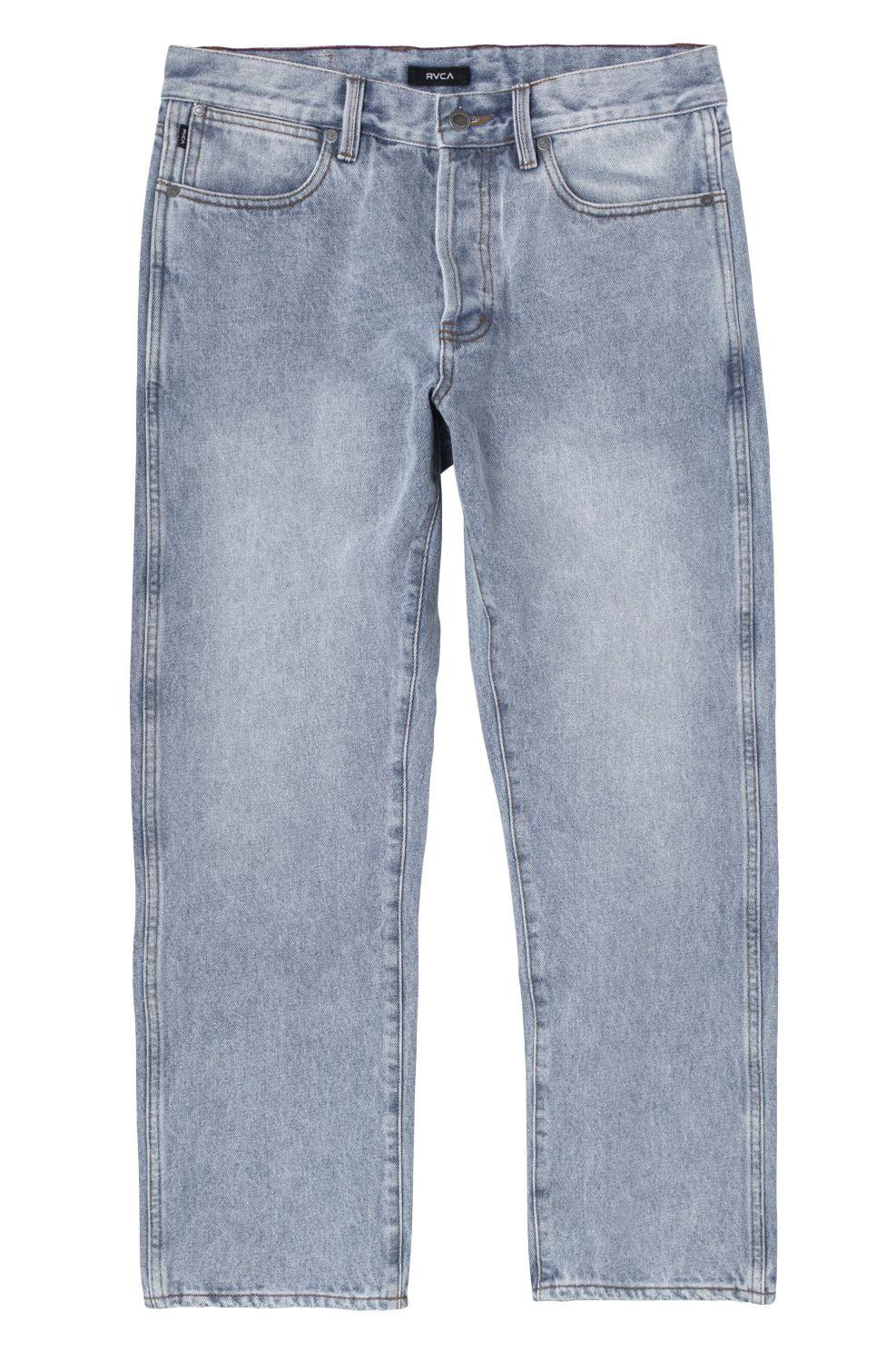 RVCA Pant Jeans NEW DAWN DENIM Stone Blue