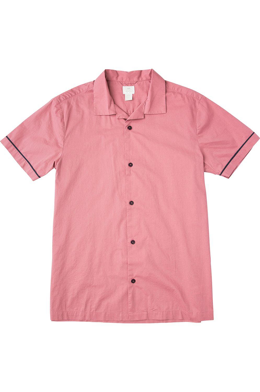 Camisa RVCA DONNY SHIRT Rose