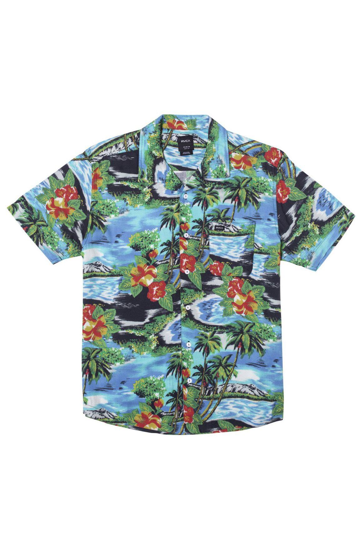 RVCA Shirt KAWELA SS Floral