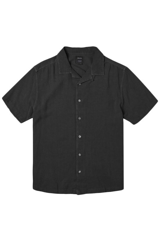 RVCA Shirt BEAT SS Black